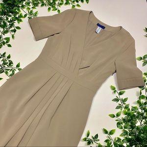 J. Crew nude Dress (2)